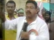 Nitish supporter threatens protesters