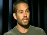 Watch Paul Walker's last interview