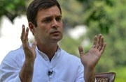 Rahul Gandhi in damage control after another party aide targets PM Modi
