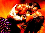 Take a look at Ishqyaun Dhishqyaun, the new song from Ramleela