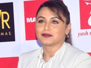 Rani Mukerji launches Mardaani anthem