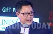 Kiren Rijiju talks on 'act east' policy
