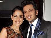 Riteish-Genelia on Dance India Dance