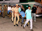 Rights activists question Chennai police