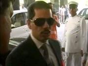 Robert Vadra, DLF dragged to court