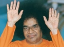 Devotees pay homage to Sathya Sai Baba