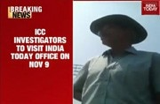 #OperationCricketGate ICC seeks footage on India Today sting operation