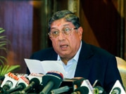Interim relief for Srinivasan