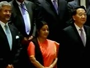 Sushma on 4-day visit to China