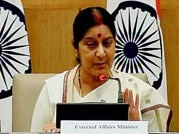 Modi govt has reached out to other nations: Sushma Swaraj