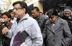 Talwars found guilty of killing daughter Aarushi and Hemraj