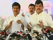 Telangana, Seemandhara MLAs clash over Telangana Bill