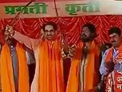 Watch: Uddhav's first rally after split with BJP
