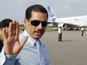 Robert Vadra land row haunts Congress