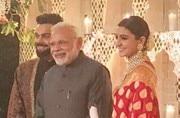 WATCH: PM Narendra Modi attends Virat Kohli and Anushka Sharma's grand Delhi reception