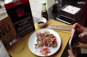 Free plate of sushi for a thousand followers? This cafe will make you hungry for likes!