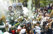 UP Municipal Election: AAP alleges BJP threatening its candidates in Ghaziabad