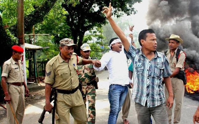 Assam agitation
