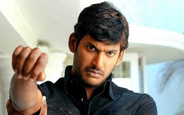 Actor Vishal (file photo)