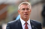 Nigel Adkins replaces Leonid Slutsky as Hull City manager