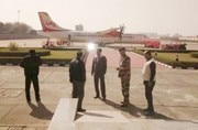 Alliance Air starts Jaipur-Agra flight service, Agra tourism industry hails the launch