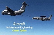 Aircraft Maintenance Engineering, a better and booming career option