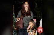 PHOTOS: Aaradhya Bachchan amuses all with her antics, Aishwarya Rai watches proudly