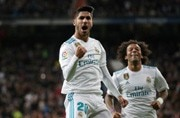 La Liga: Stunning Marco Asensio strike helps Real Madrid get back on track