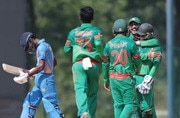 India lose to Bangladesh by eight wickets, knocked out of U-19 Asia Cup