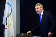 IOC president Thomas Bach met with Russian doping whistleblowers