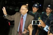 Chief Justice of Bangladesh SK Sinha resigns