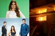 Bepannaah and Haasil set gutted during Cinevista Studio fire