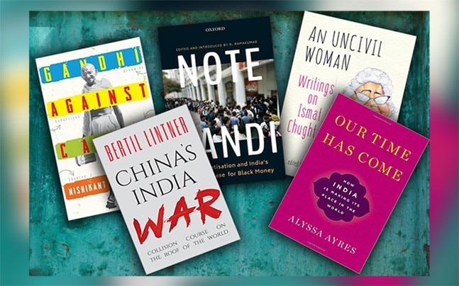 recent bestsellers by indian authors