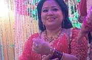 Bharti Singh's pre-wedding ceremonies kick off with bangle ceremony; see pics