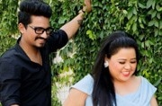 Bharti Singh looks stunning at her spinster's party, see pics