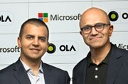 India Today Conclave Next 2017: Microsoft, Ola join hands to build new connected vehicle platform
