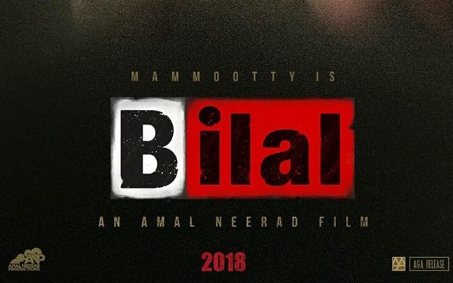 Mammootty in and as Bilal in sequel to Big B. Photo courtesy: Twitter@dulquer