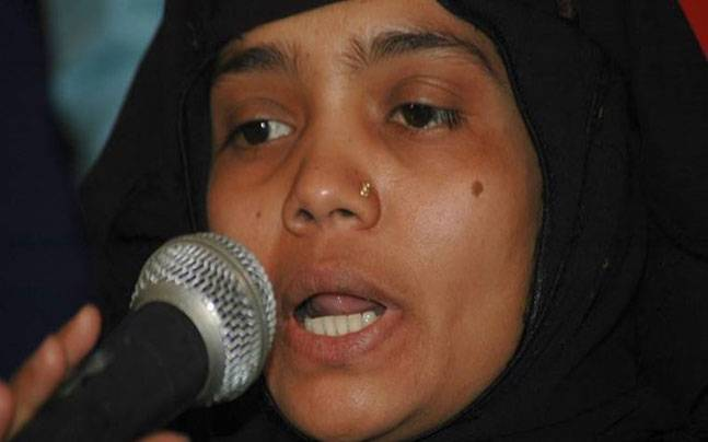 Bilkis Bano has fought for justice for 15 years