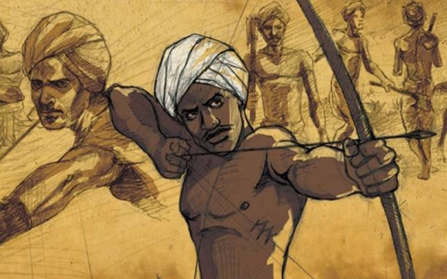 Birsa Munda The Tribal Folk Hero Who Was God To His