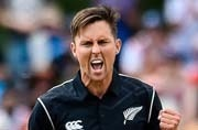 2nd ODI: Trent Boult fires New Zealand to victory with 7-wicket haul