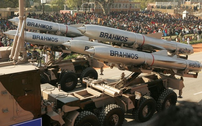 BrahMos missile (File Photo: Reuters)