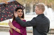 Soon-to-wed couple Aashka Goradia and Brent Goble