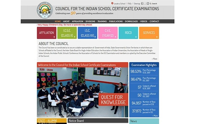 CISCE changes ISC Class 12 exam 2018 syllabus: Watch videos of revised curriculum here