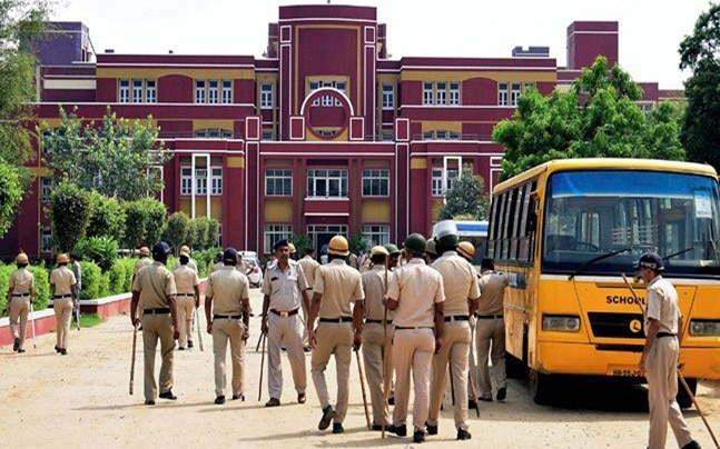 CBI has detained a Class XI student of Ryan International School in Gurgaon in murder Pradyuman