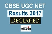 CBSE UGC NET Results 2017 declared at cbseresults.nic.in: Check here