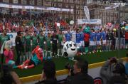 Homeless World Cup kicks off in Mexico