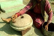 Rajasthan's education department's magazine asks women to grind chakki and fill water pitchers to stay fit