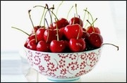 Can eating cherries reduce weight overnight?