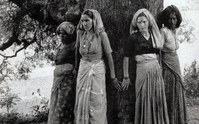 chipko movment The chipko movement in the uttarakhand region of the himalayas is often treated as a women's movement to protect the forest ecology.