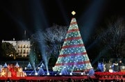 65-ft-tall Christmas tree cynosure of all eyes in Mumbai